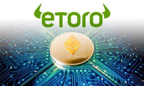 eToro $1.65 Million Ethereum Giveaway