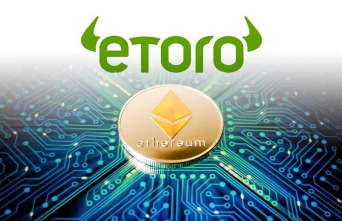 eToro $1.65 Million Ethereum Giveaway