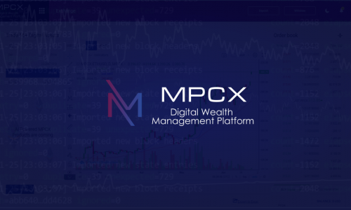 The MPCX Platform presents the digital wealth management platform
